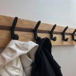 Customer coat rack