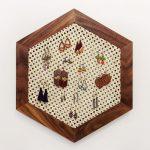 Cane center hexagon